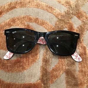 Ray ban original wayfarer unisex sunglasses